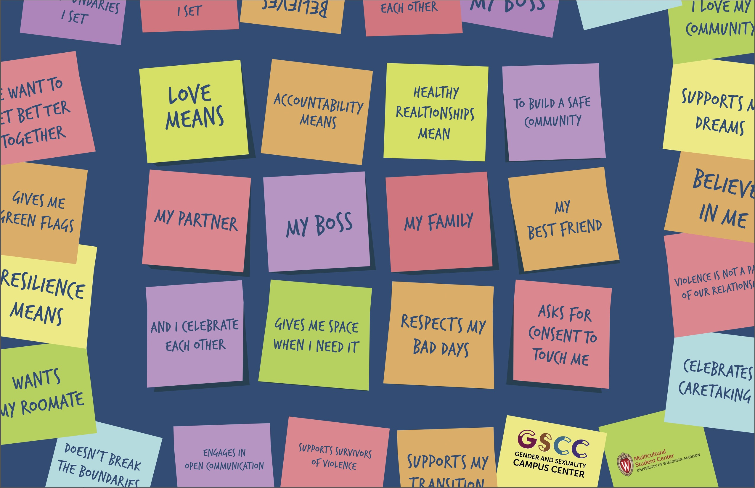 Healthy Relationships – Gender and Sexuality Campus Center